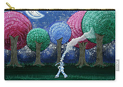 A Dream In The Forest Carry-all Pouch