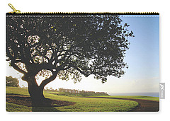 Carry-all Pouch featuring the photograph A Dreamy Dream by Laurie Search