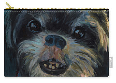 A Face Only A Mother Could Love Carry-all Pouch