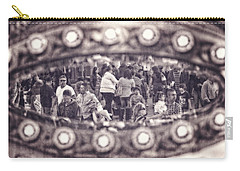 A Fair Day Carry-all Pouch by Caitlyn  Grasso