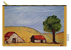 A Farm In California Winecountry Carry-all Pouch