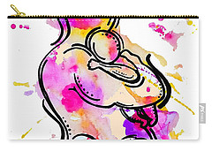 A Father's Love Carry-all Pouch by Diamin Nicole