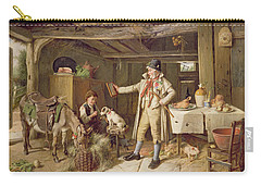 A Fine Attire Carry-all Pouch by Charles Hunt