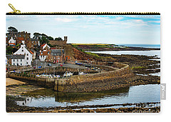 A Fishing Village Named Crail In East Nuek Of Fife Scotland Carry-all Pouch