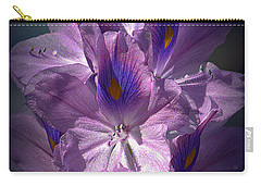 A Floral Splendor Carry-all Pouch