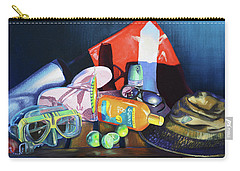 Still Life Of The Florida Keys Carry-all Pouch