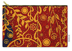 A Garden For Gustav Carry-all Pouch