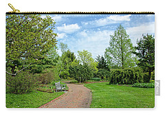 A Garden Walk Carry-all Pouch