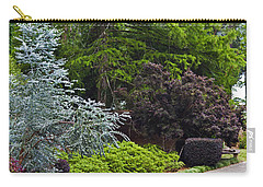 A Garden Walk Carry-all Pouch