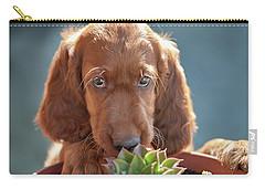 A Gardener Carry-all Pouch