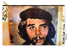 A Garlicky Che Guevara In Havana  Carry-all Pouch