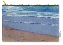 Gentle Wave / Crystal Cove Carry-all Pouch