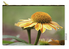 A Golden Echinacea -  Carry-all Pouch
