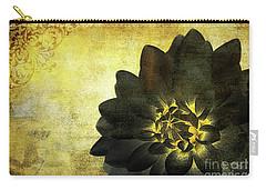 A Golden Heart Carry-all Pouch