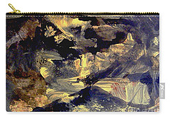 Carry-all Pouch featuring the painting A Golden Moment by Nancy Kane Chapman