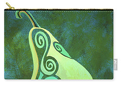 A Groovy Little Pear Carry-all Pouch