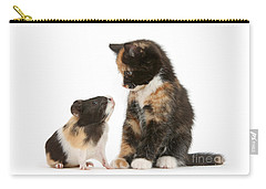 A Guinea For Your Thoughts Carry-all Pouch
