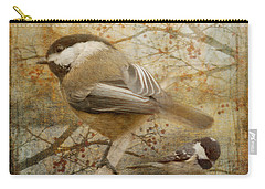 A Harbinger Of Changes 2015 Carry-all Pouch