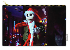 A Haunted Christmas Carry-all Pouch