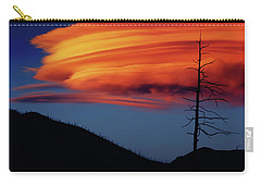 A Haunting Sunset Carry-all Pouch