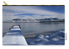 Carry-all Pouch featuring the photograph A Heavenly View by Sean Sarsfield