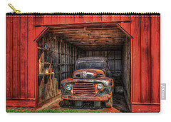 A Hiding Place 1949 Ford Pickup Truck Carry-all Pouch