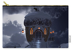 A House In The Woods Carry-all Pouch