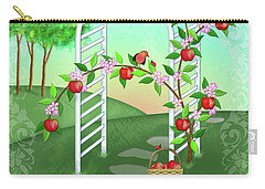 A Is For Arbor And Apples Carry-all Pouch