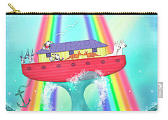 A Is For Ark Carry-all Pouch