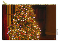 A Jewel Of A Christmas Tree Carry-all Pouch