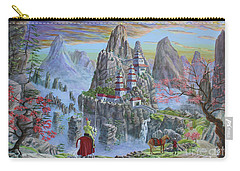 A Journey's End Carry-all Pouch