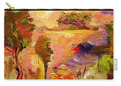 A Joyous Landscape Carry-all Pouch