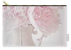 A Jug Of Soft Pink Peonies Carry-all Pouch