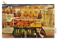 A Kaake Street Vendor In Beirut Carry-all Pouch
