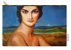 A Lady Carry-all Pouch