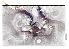 A Leap Of Faith - Fractal Art Carry-all Pouch