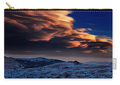 A Lenticular Landscape Carry-all Pouch