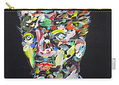 Carry-all Pouch featuring the painting A Life Full Of Oppurtunities by Fabrizio Cassetta