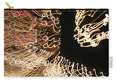 A Light Abstraction Carry-all Pouch