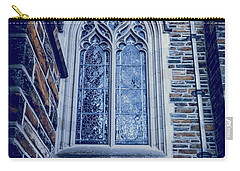 A Light Of The Duke Chapel  Carry-all Pouch