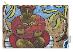 A Little Snooze Carry-all Pouch by Julie Hoyle