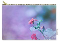 A Little Softness, A Little Color - Macro Flowers Carry-all Pouch