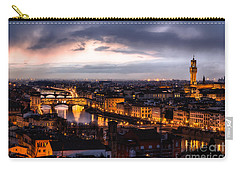 A Magic Glimpse Carry-all Pouch by Giuseppe Torre