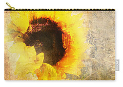 Carry-all Pouch featuring the photograph A Memory Of Summer by LemonArt Photography