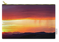 Carry-all Pouch featuring the photograph  A Moment In Time by Rick Furmanek