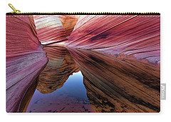 A Moment To Reflect Carry-all Pouch by Jonathan Davison