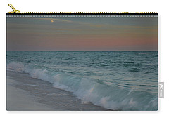 A Moonlit Evening On The Beach Carry-all Pouch