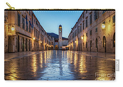 A Morning On Stradun Carry-all Pouch