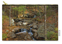 A Mountain Brook  Carry-all Pouch