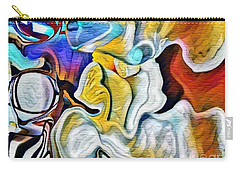 Carry-all Pouch featuring the photograph A New Day Coming by Kathie Chicoine
